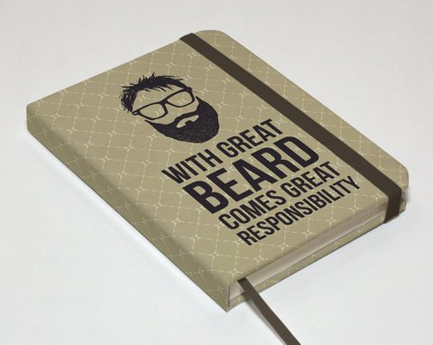 Sketchbook Grande Barba