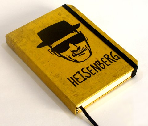 Sketchbook Breaking Bad