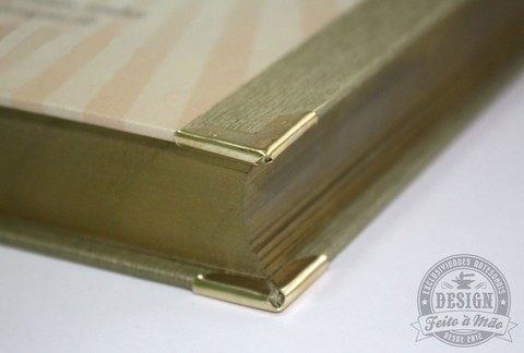 Caderno The Gold Book of Ideas - loja online