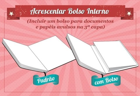 Acrescentar Bolso Interno