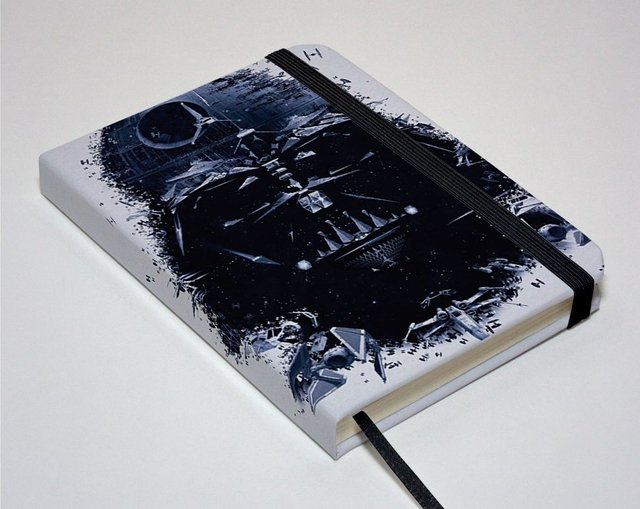 Sketchbook Darth Vader 3 - comprar online