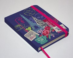 Sketchbook Personalizado London e Paris - comprar online
