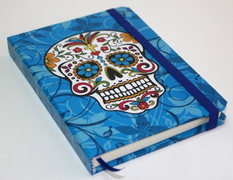 Sketchbook Sugar Skull