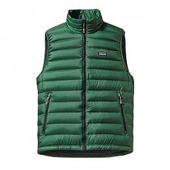 M'S DOWN SWEATER VEST (84622) - ParanaontheflyShop