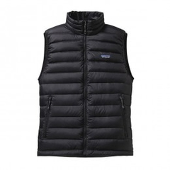 M'S DOWN SWEATER VEST (84622)