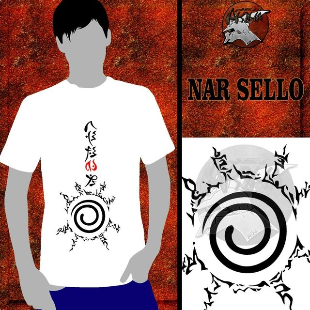 NARUTO SELLO