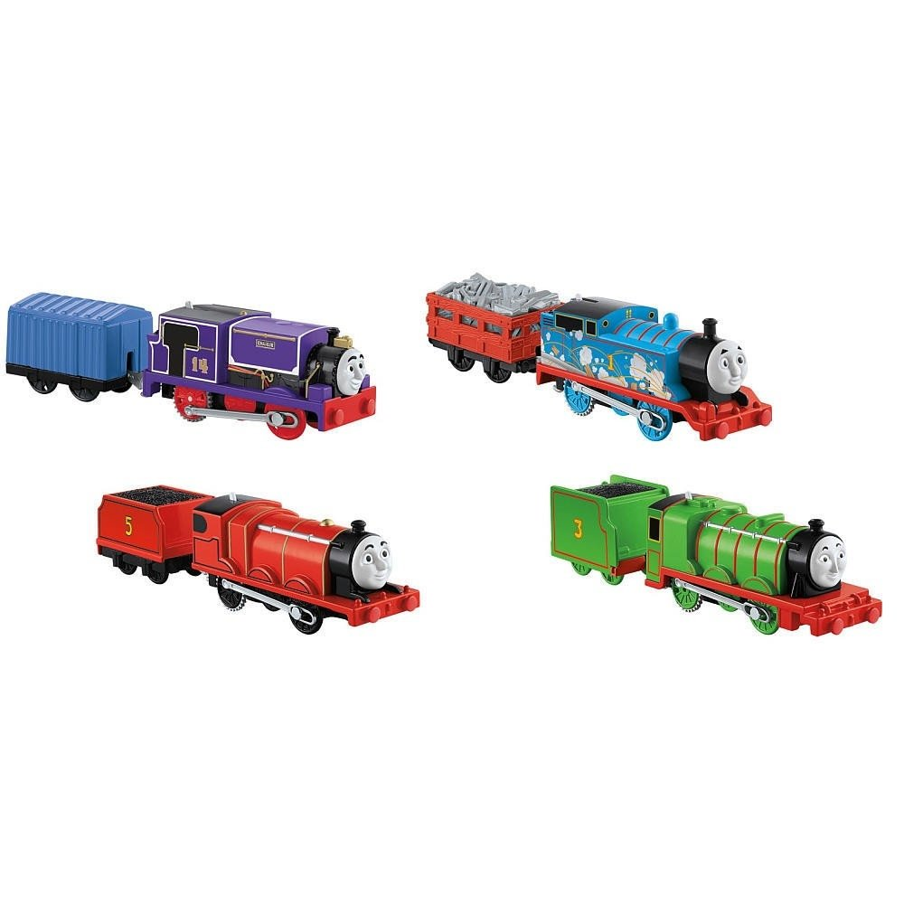 Really Useful ENGINE PACK ( Charlie, Henry, James, Thomas)