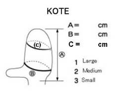 Kote 5mm Alta Performance G - loja online