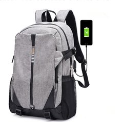 Mochila Viaje Smart Bag Carga Usb Porta Notebook Tablet en internet
