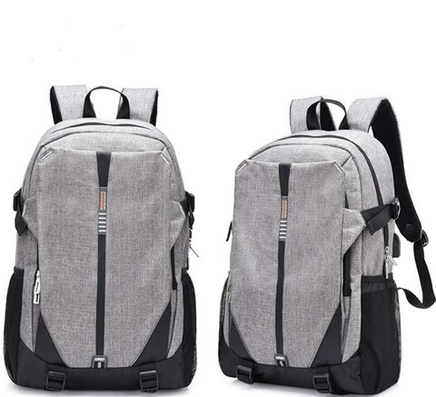 Mochila Viaje Smart Bag Carga Usb Porta Notebook Tablet