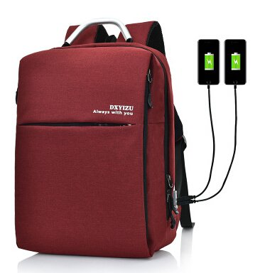 Mochila De Viaje Smart Bag Carga Usb Notebook Tablet Resist N5 - comprar online