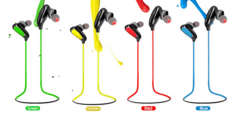 Auricular HT15 Fitness Bluetooth Inalambricos