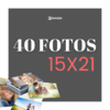 Pack 40 fotos 15X21