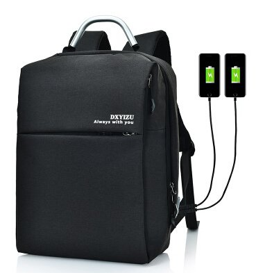 Mochila De Viaje Smart Bag Carga Usb Notebook Tablet Resist N5