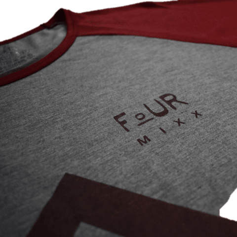 CAMISETA FOURMIXX BIG HAND