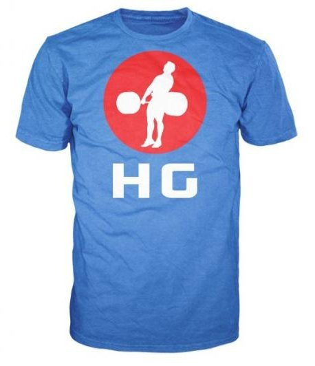 CAMISETA HOOKGRIP CIRCLE