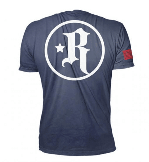 CAMISETA ROGUE RICH FRONING R* AZUL