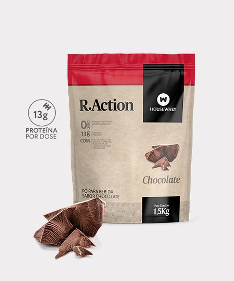 R. Action - Sabor Chocolate