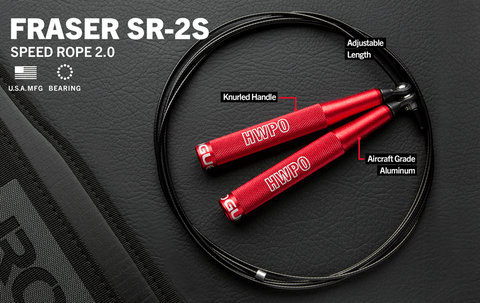 CORDA ROGUE FRASER SR-2S SPEED ROPE 2.0