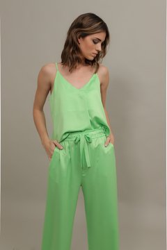 TOP CHIC VERDE en internet