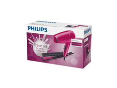Combo Pack Planchita + Secador mini Philips HP8644/00 en internet