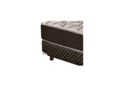 Colchon y Sommier Cannon Exclusive 1 1/2 plazas Sin Pillow - comprar online