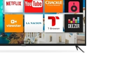 Smart Tv Hitachi 50 4k Smart - comprar online