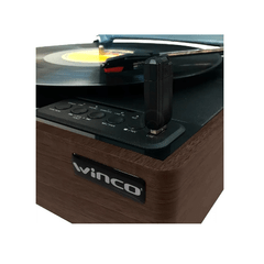 Tocadisco Winco W405 Mp3/ Usb - comprar online
