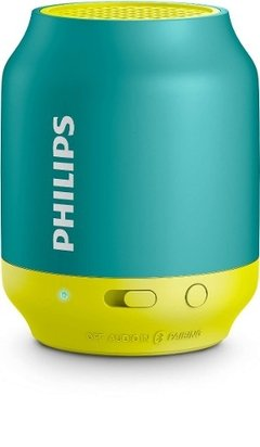 Parlante Bluetooth Philips Bt25g Inalambrico - Confort Dacar SRL