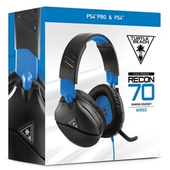 Headset Turtle Beach Recon 70p