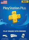 Playstation Plus: 3 MESES