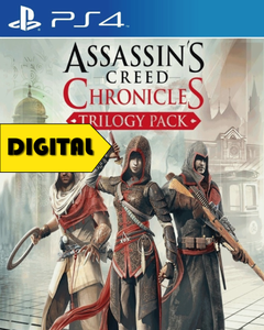 Assassin's Creed: Chronicles - Trilogy Pack (Russia + India + China)