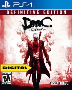 Devil May Cry Definitive Edition