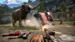 FarCry 4 PS4 en internet