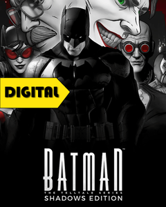 Batman: The Telltale Shadows Edition
