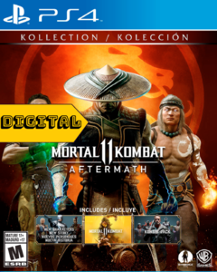 DLC Mortal Kombat 11 Aftermath