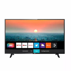 "Televisor AOC 43"" Smart TV 43ss295"