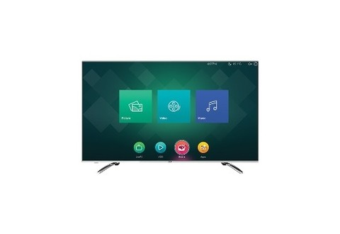 Televisor Bgh Smart Tv 40 Full Hd Netflix Ble4015rtfx