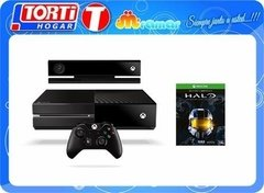 Consola Xbox One 500gb Kinect+ Halo Master Chief Collection