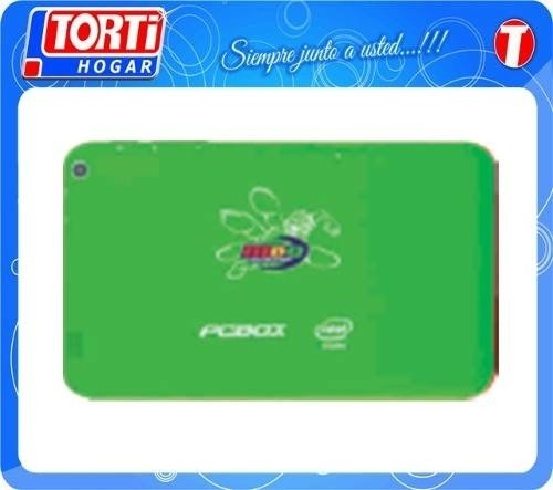 Tablet Pcbox Anfibia Pcb-t760 Verde en internet