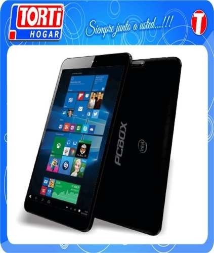 Tablet 8 Pcbox Drix Tw088 W10 1gb 16gb Intel - comprar online