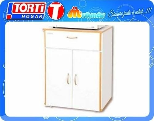 Mueble Para Microondas Platinum 30450 Blanco/roble en internet