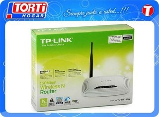 Router Wifi Tp Link Wr740n 150mbps Miramar Bsas