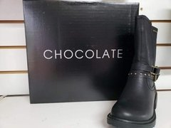 Bota Borcego Chocolate 1413157  en internet