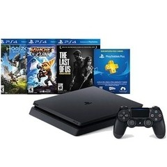 Ps4 - Sony - Playstation 4 Hit Bundle 500gb + 3 Juegos