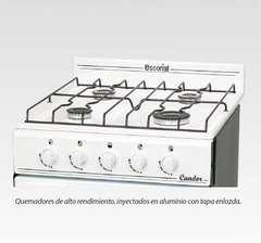 Cocina Escorial Candor Gas Natural