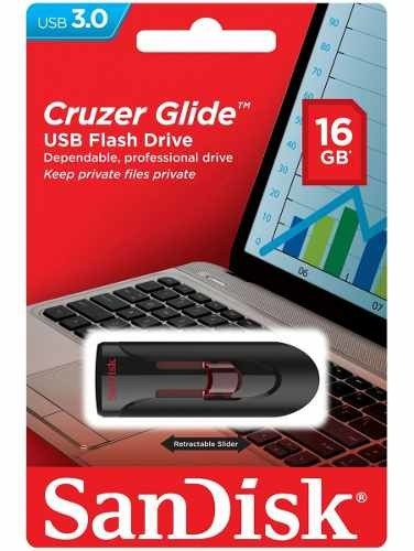 Pendrive Sandisk 16gb Usb 3.0 | Power Glide