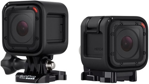 Camara Deportiva Go Pro Hero Session Hd 1440p