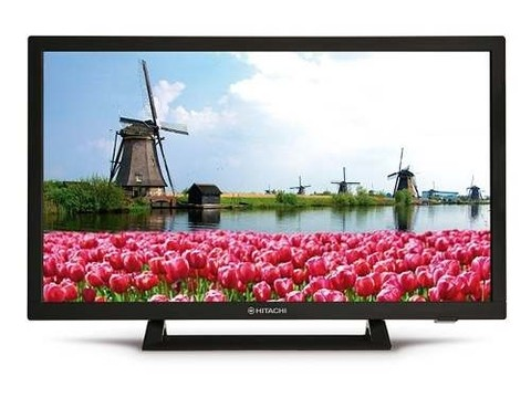 Televisor | HITACHI Led Tv | Hd 24 | 24fd16