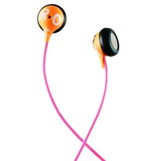 Auriculares Jbl Roxy Reference 230 Naranja Rosa In Ear